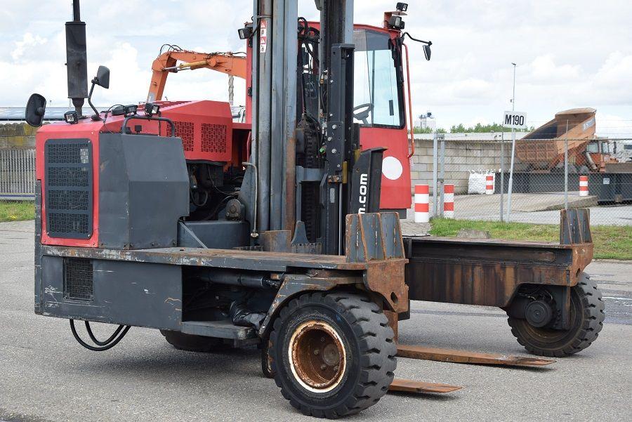 Combilift C14000 Sideloader www.mtc-forklifts.com