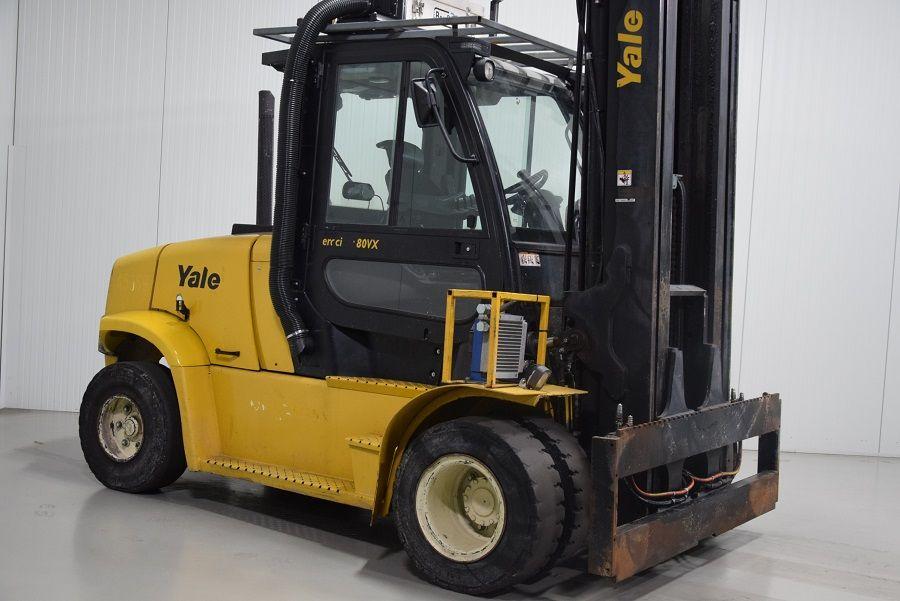 Yale GDP80VX Diesel Forklift www.mtc-forklifts.com