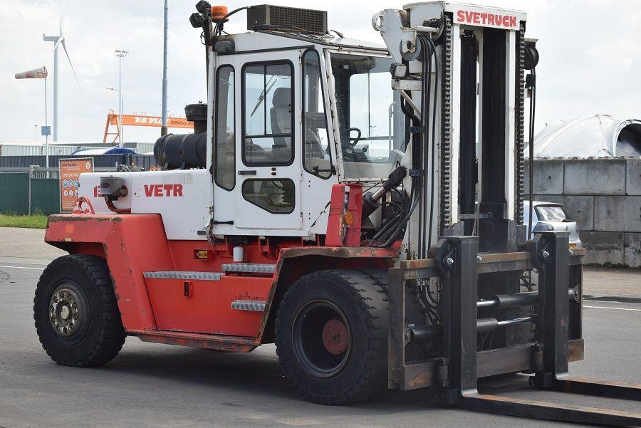 SVE Truck 13.6-120-35 Heavy Forklifts www.mtc-forklifts.com