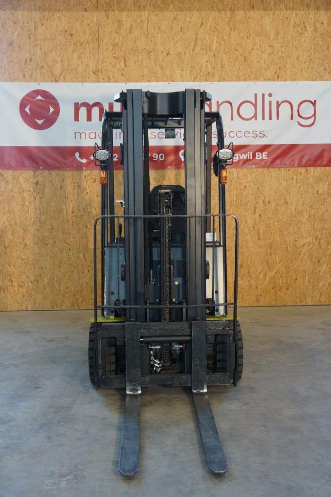 Clark GTX20s Elektro 3 Rad-Stapler www.multihandling.ch