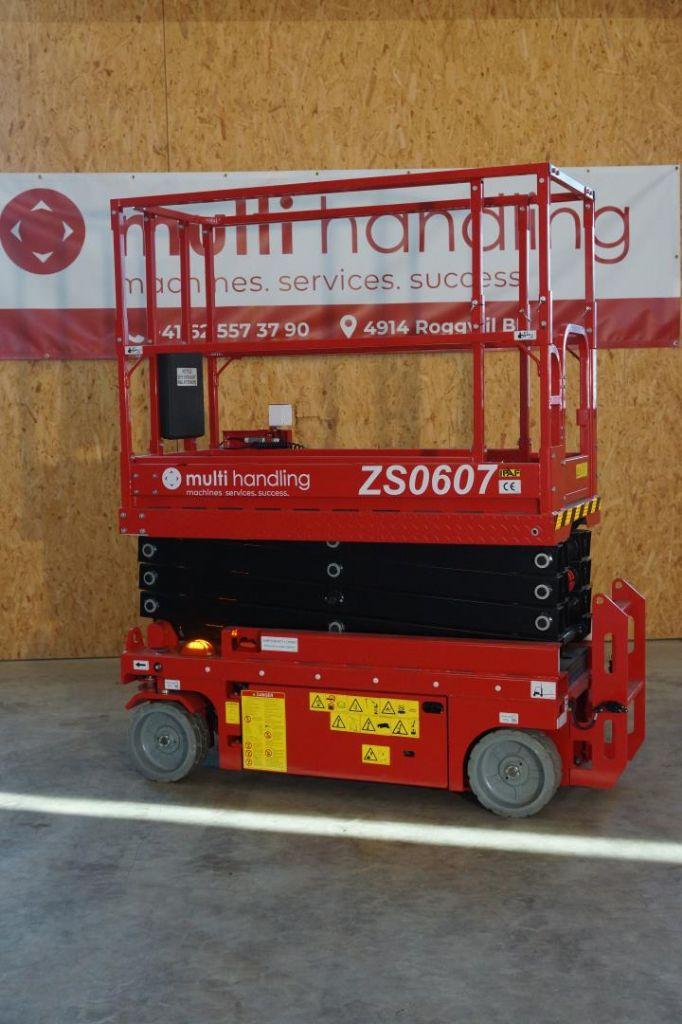 ZS0607 Scherenarbeitsbühne www.multihandling.ch