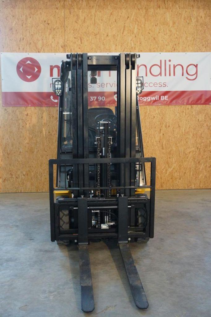 Hangcha CPCD15 Dieselstapler www.multihandling.ch