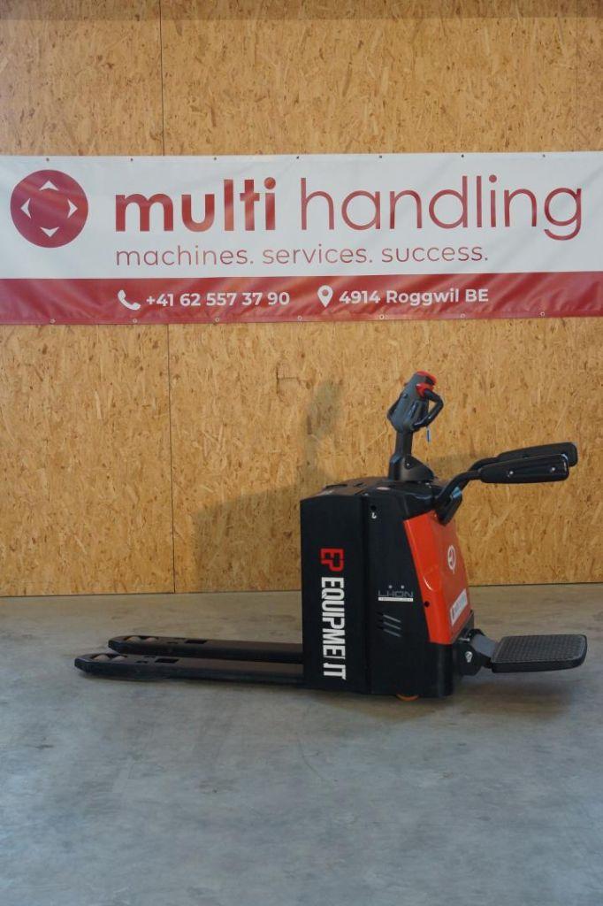 EP RPL201H Fahrerstandstapler www.multihandling.ch