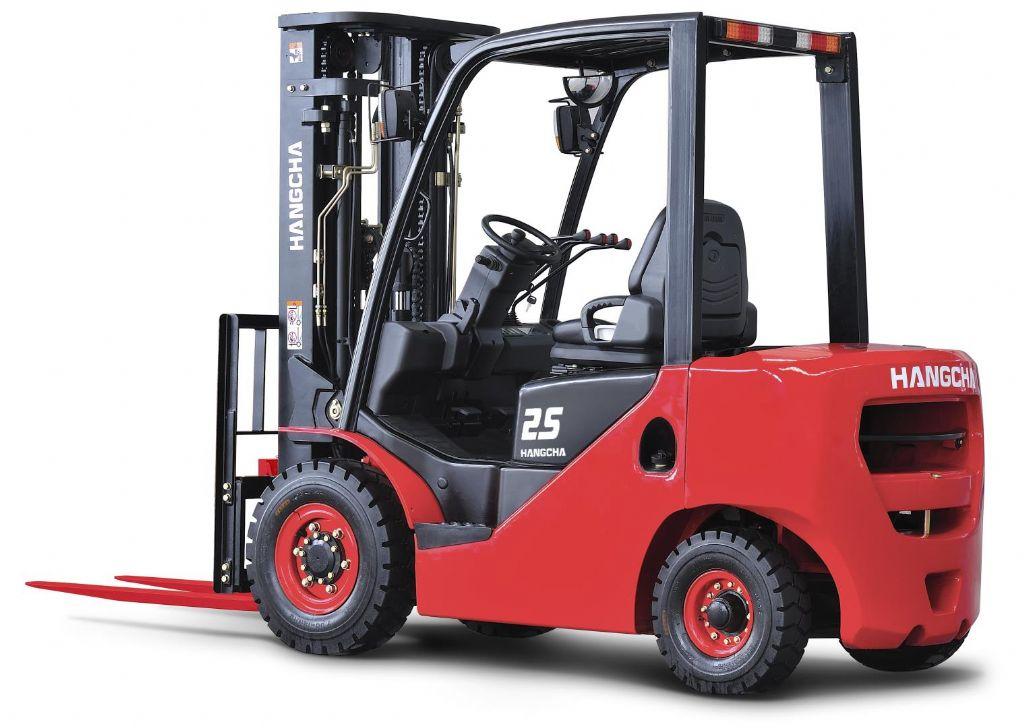 Hangcha CPCD25 Dieselstapler www.multihandling.ch