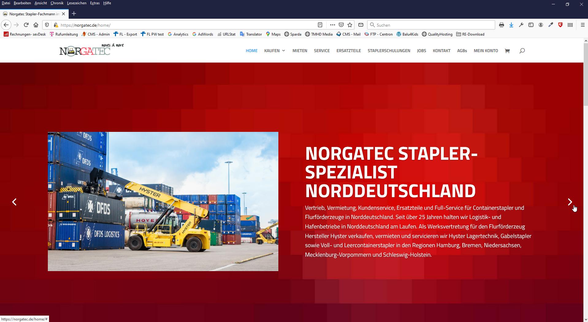 Norgatec Handelsgesellschaft mbH