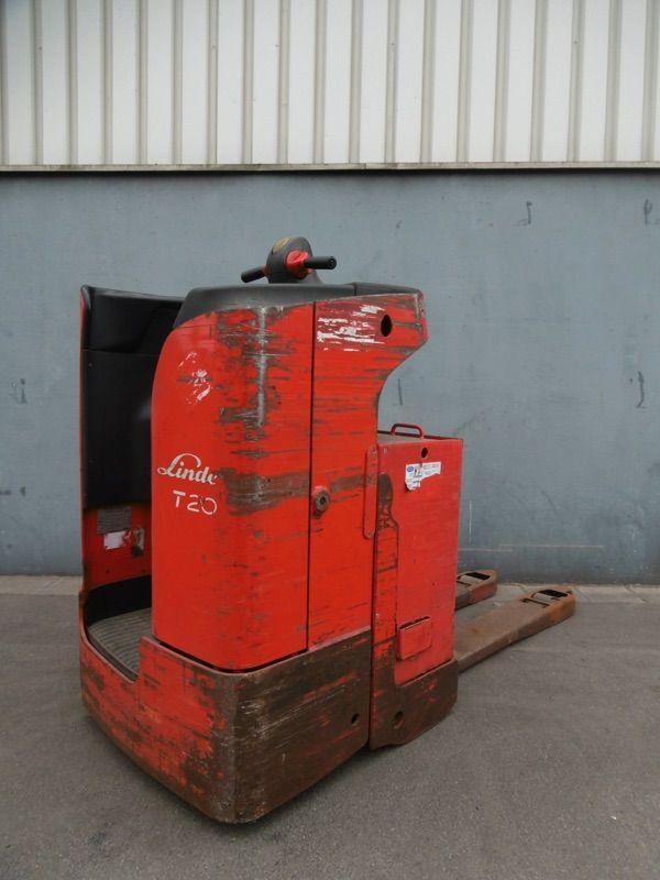 Linde T20SF-141 Niederhubwagen www.nortruck.de