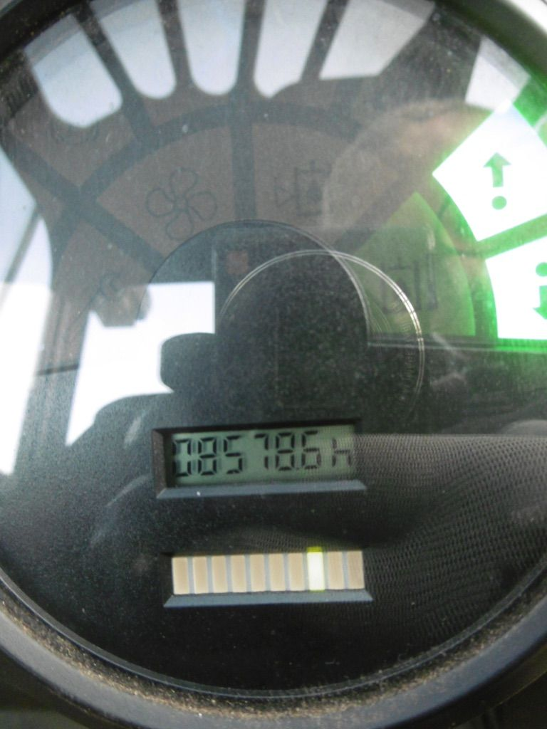 Linde E20/600-336 Elektro 4 Rad-Stapler www.nortruck.de