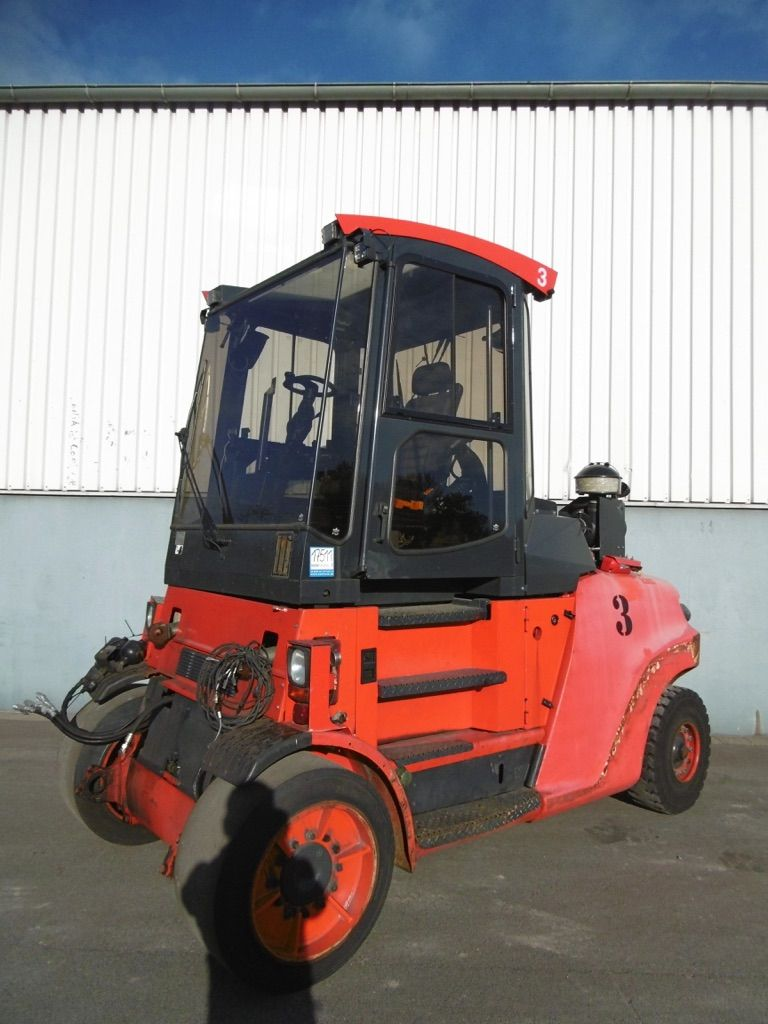 Linde H80D/1100-396 Dieselstapler www.nortruck.de