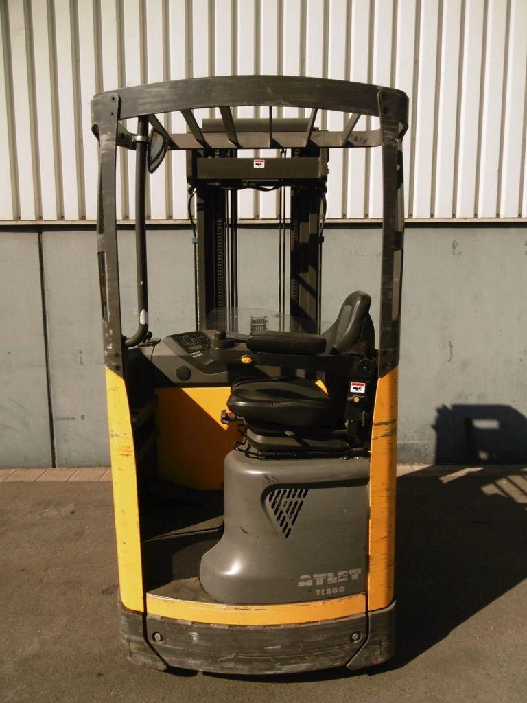 Atlet ULS 140 DTFV RC 540 Elektro-Schubmaststapler www.nortruck.de