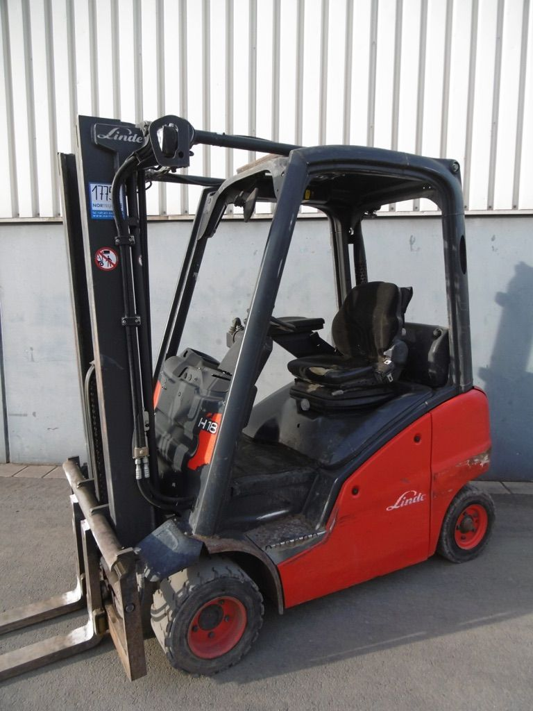 Linde H18D-391 Dieselstapler www.nortruck.de
