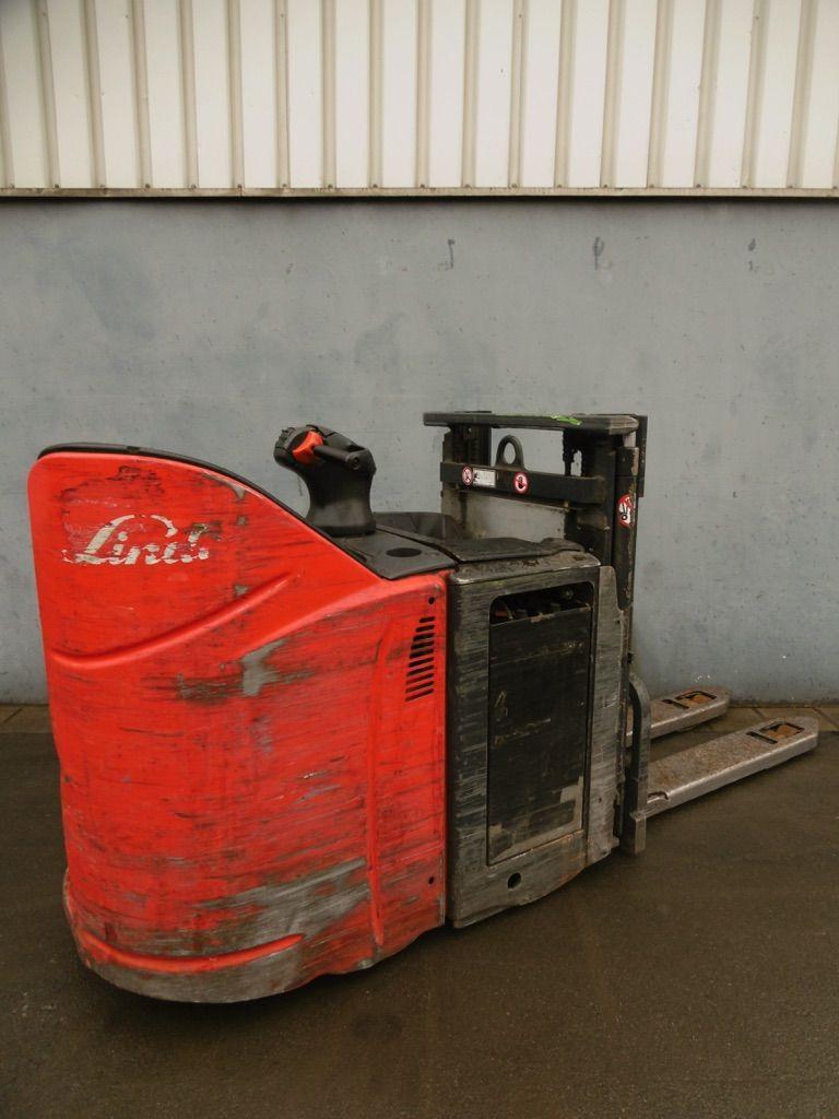 Linde L12LHPSP-133 Hochhubwagen www.nortruck.de