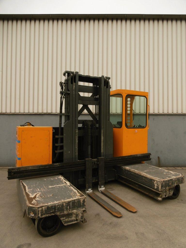 Baumann EMS II 40.37/14,5-12/63 Vierwege Seitenstapler www.nortruck.de