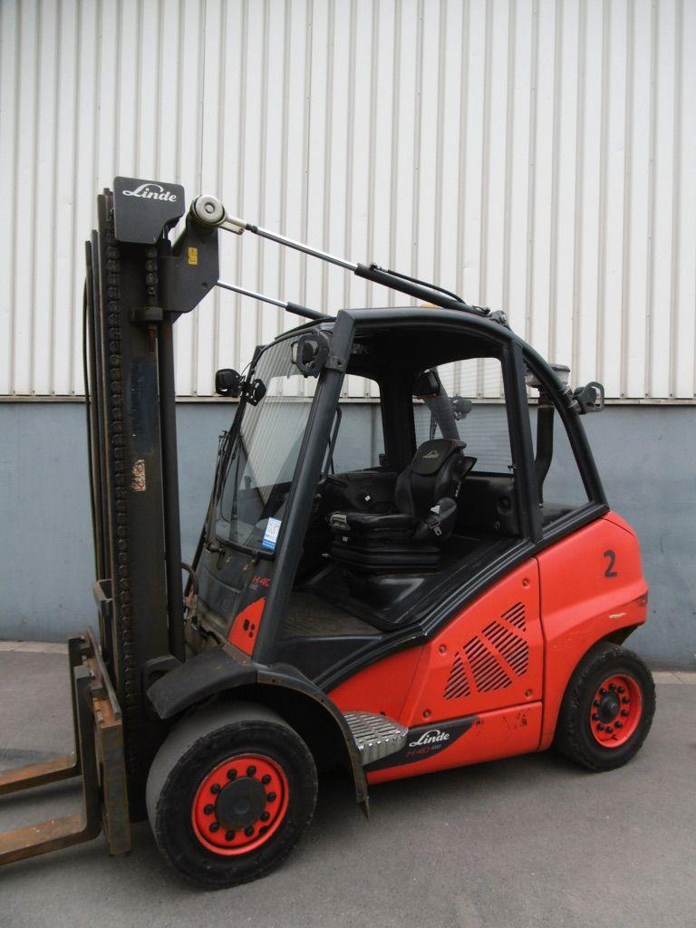 Linde H40D-394-EVO Dieselstapler www.nortruck.de