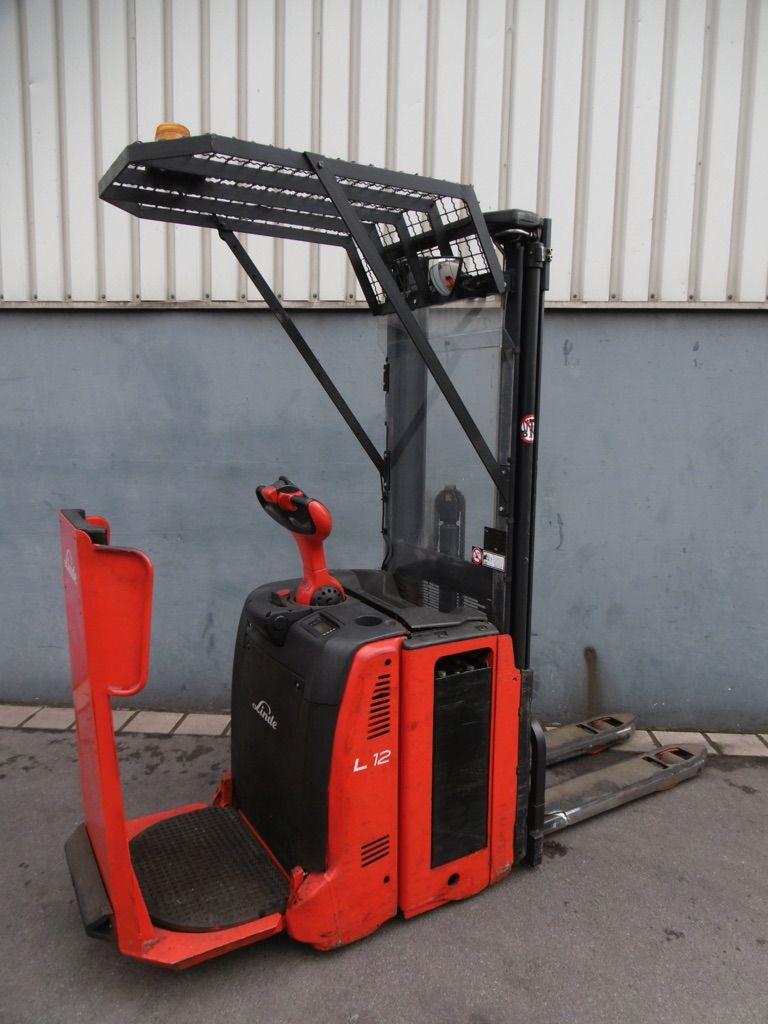 Linde L12LAP-133 Doppelstockstapler www.nortruck.de
