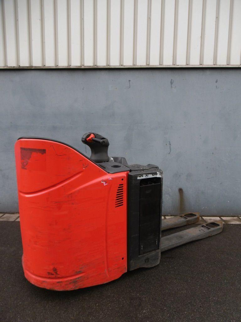 Linde T20SP-131 Niederhubwagen www.nortruck.de