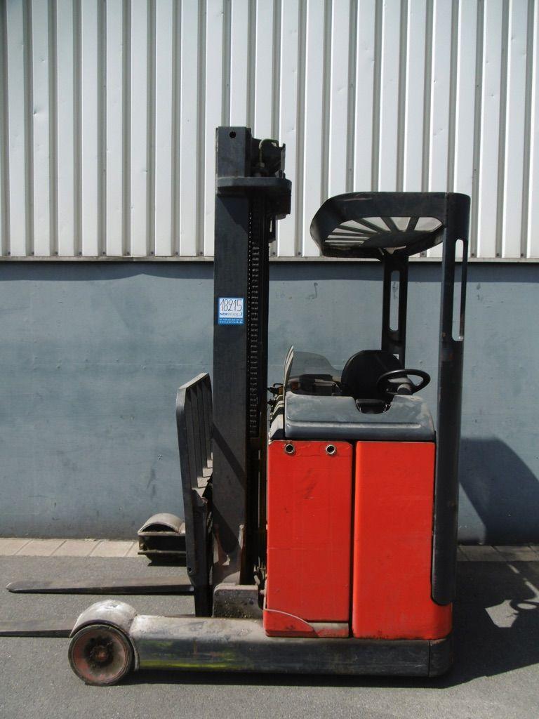 Linde R16-113 Schubmaststapler www.nortruck.de