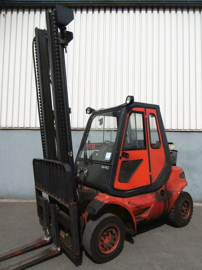 Linde H40D-352 Dieselstapler www.nortruck.de