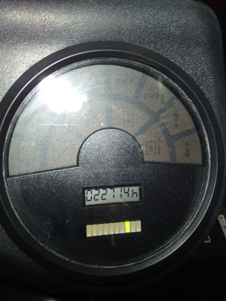 Linde E16P-335 Elektro 4 Rad-Stapler www.nortruck.de