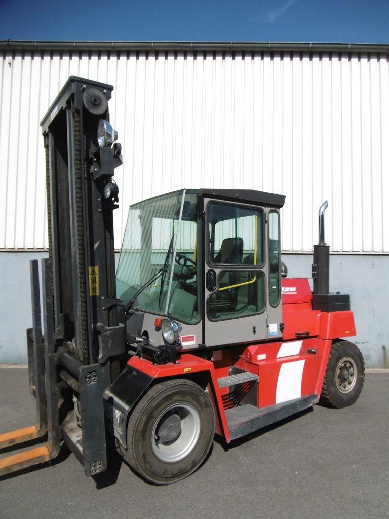 Kalmar DCD 80-6 Dieselstapler www.nortruck.de