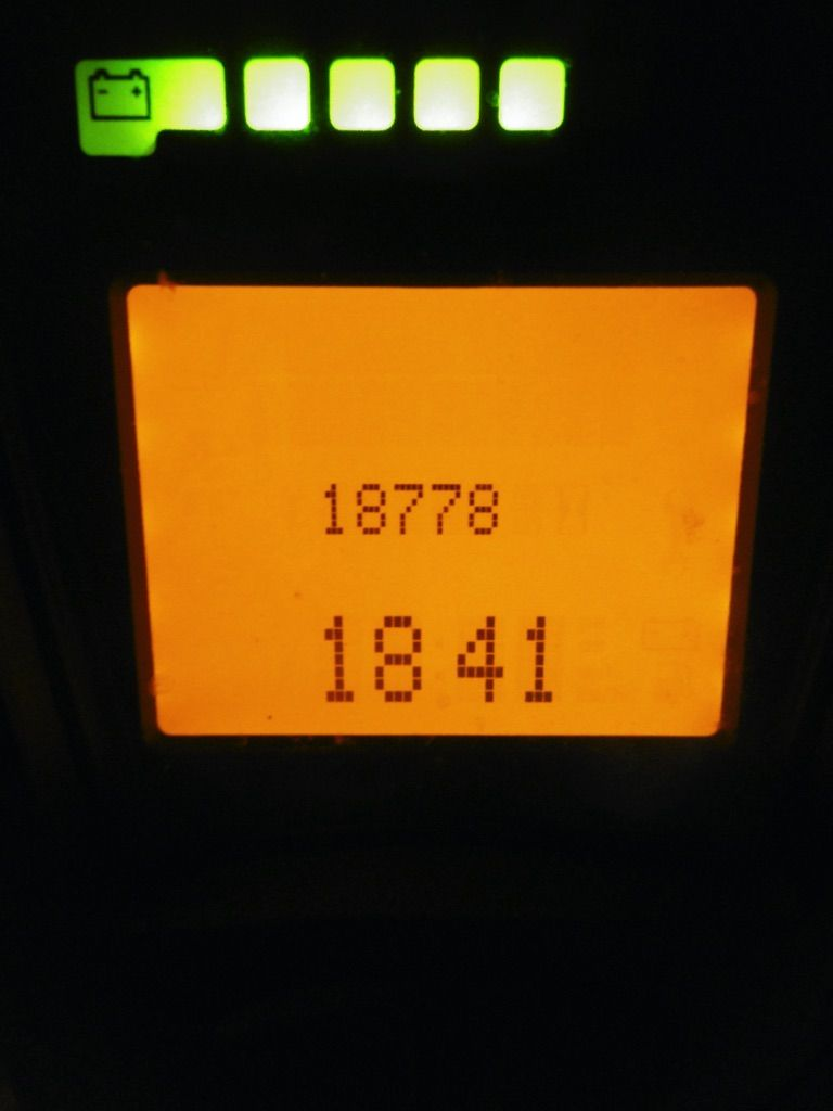 Linde E18PH-386 Elektro 4 Rad-Stapler www.nortruck.de