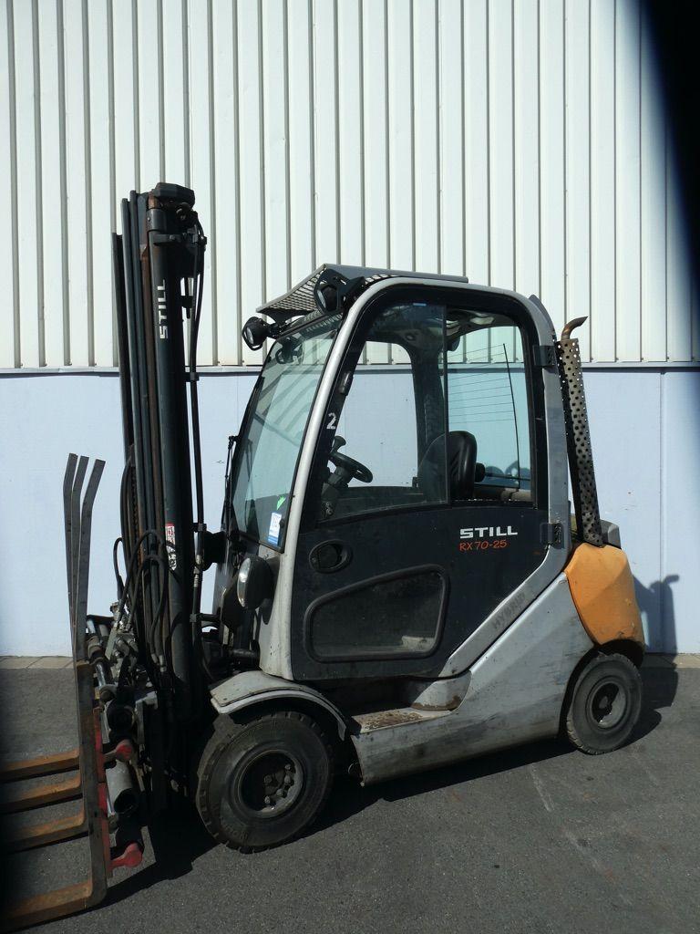 Still RX70-25 Dieselstapler www.nortruck.de