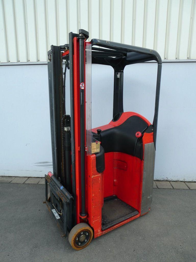 Linde E10-334 Fahrerstandstapler www.nortruck.de