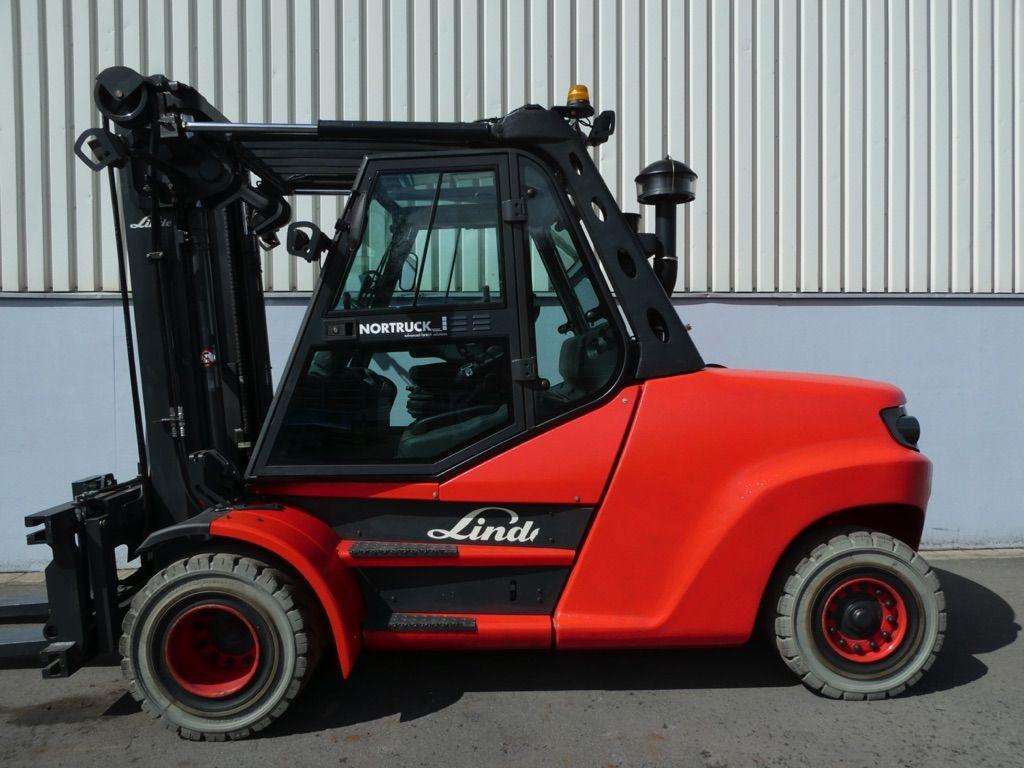Linde H80D/1100-396-EVO Dieselstapler www.nortruck.de