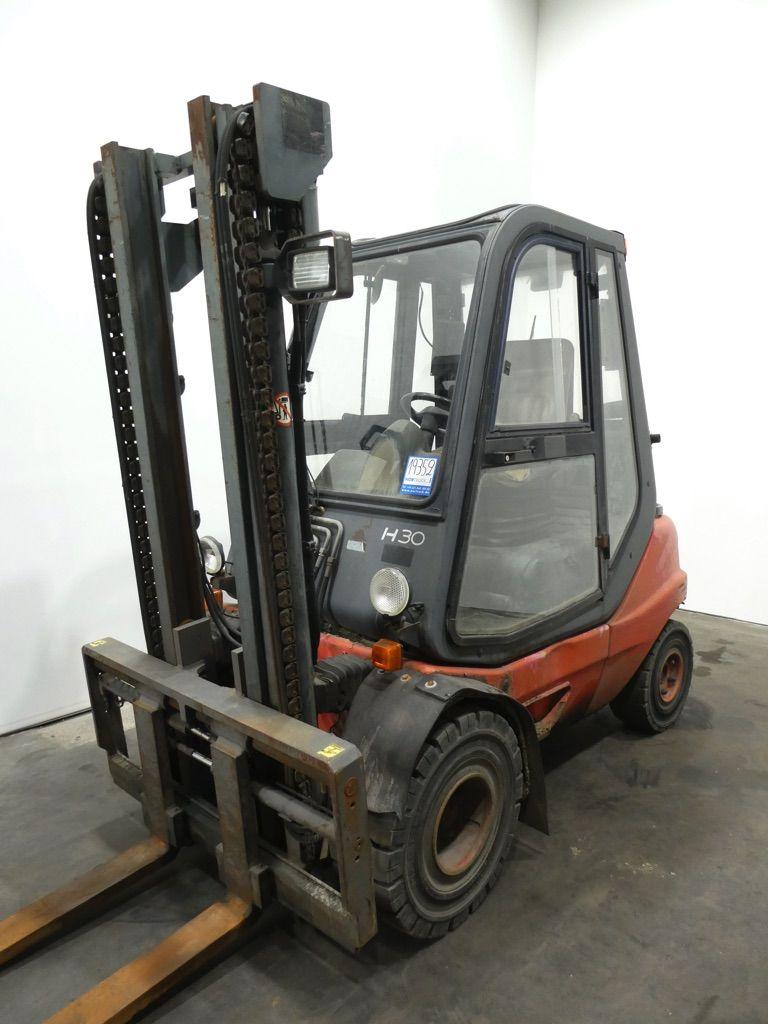Linde H30D-351 Dieselstapler www.nortruck.de