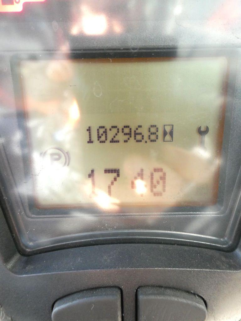 Linde H80T/900-396-02 Treibgasstapler www.nortruck.de
