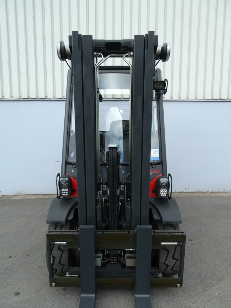 Linde H35D-393-EVO Dieselstapler www.nortruck.de