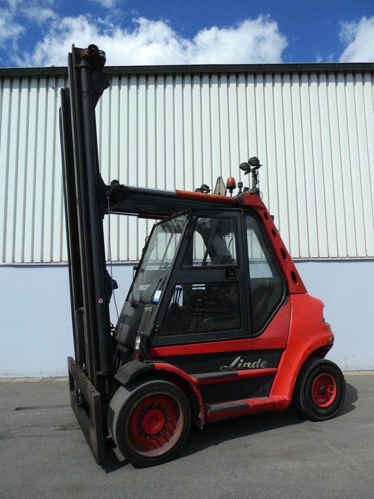 Linde H80D-353 Dieselstapler www.nortruck.de