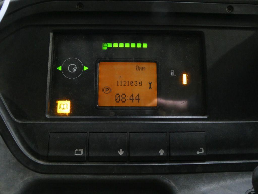 Linde R16HD-1120 Schubmaststapler www.nortruck.de