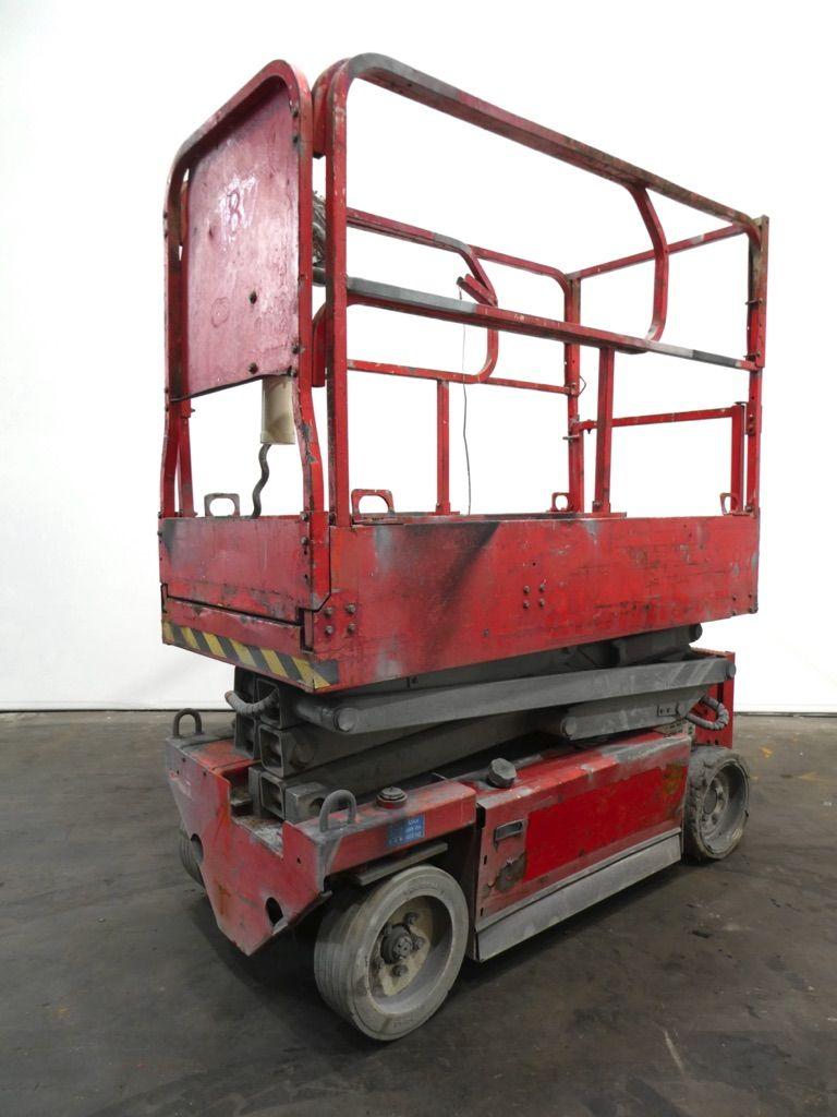 JLG 1532 ES Scherenarbeitsbühne www.nortruck.de