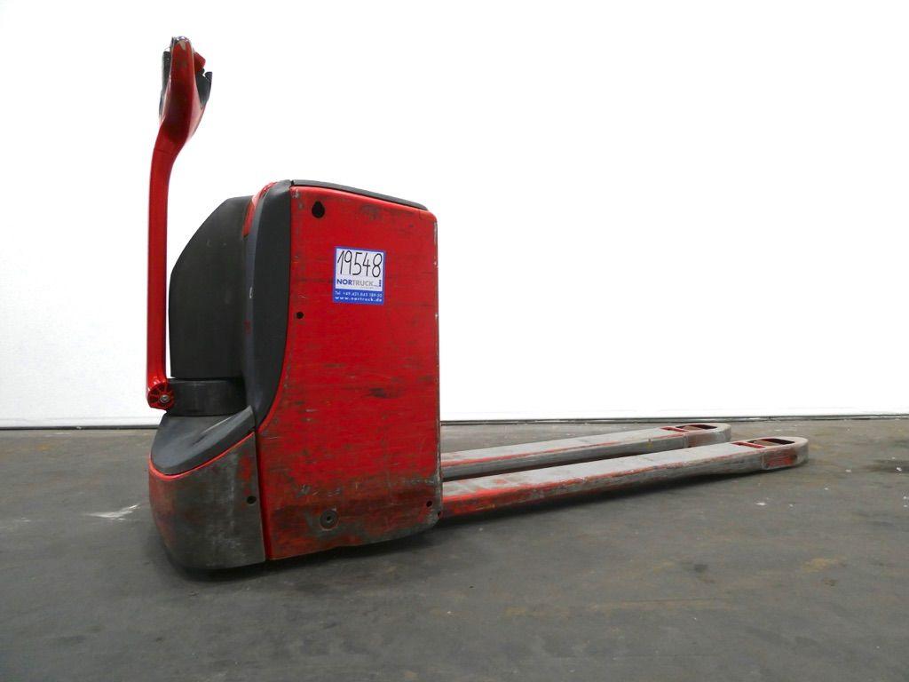Linde T18-1152 Niederhubwagen www.nortruck.de