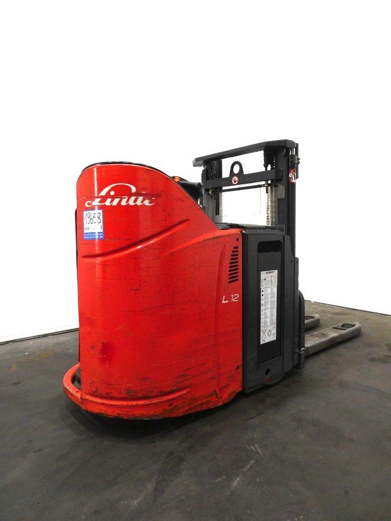 Linde L12LSP-133 Doppelstockstapler www.nortruck.de