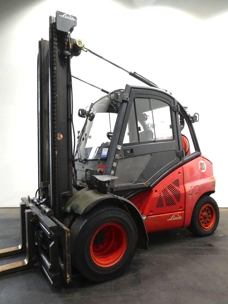 Linde H50T-394 Dieselstapler www.nortruck.de