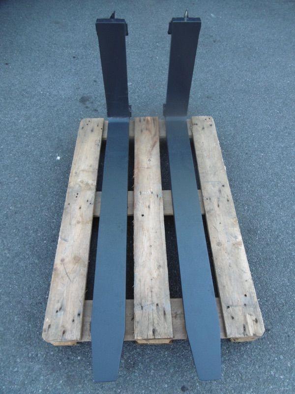Vetter ISO2A 1200x120x40 Gabeln www.nortruck.de