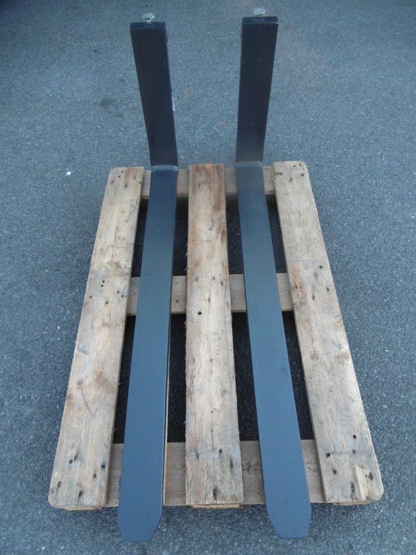 Vetter ISO2A 1200x100x40 Gabeln www.nortruck.de