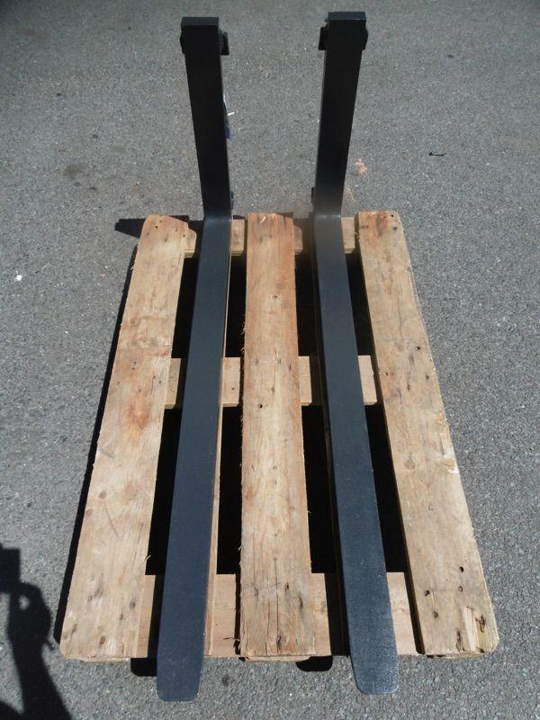 Vetter ISO2A 1200x80x40 Gabeln www.nortruck.de