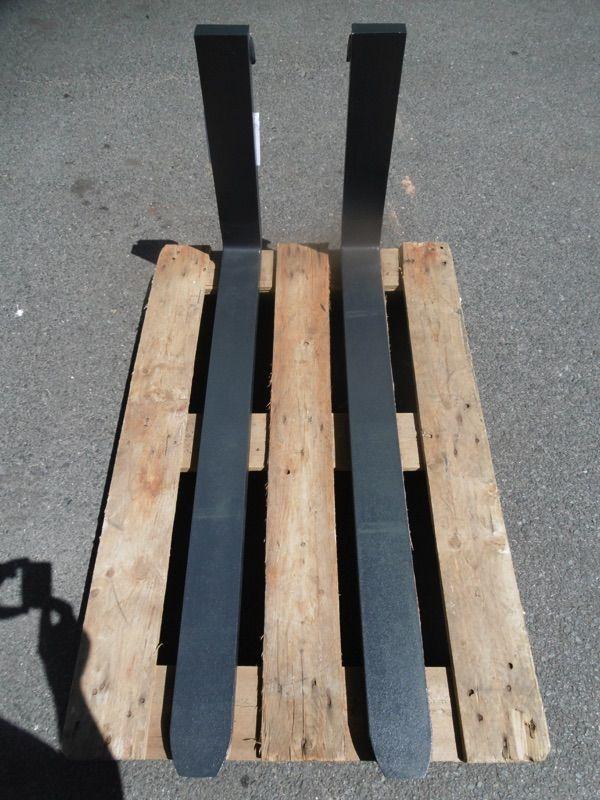 Vetter ISO2A 1150x100x40 Gabeln www.nortruck.de