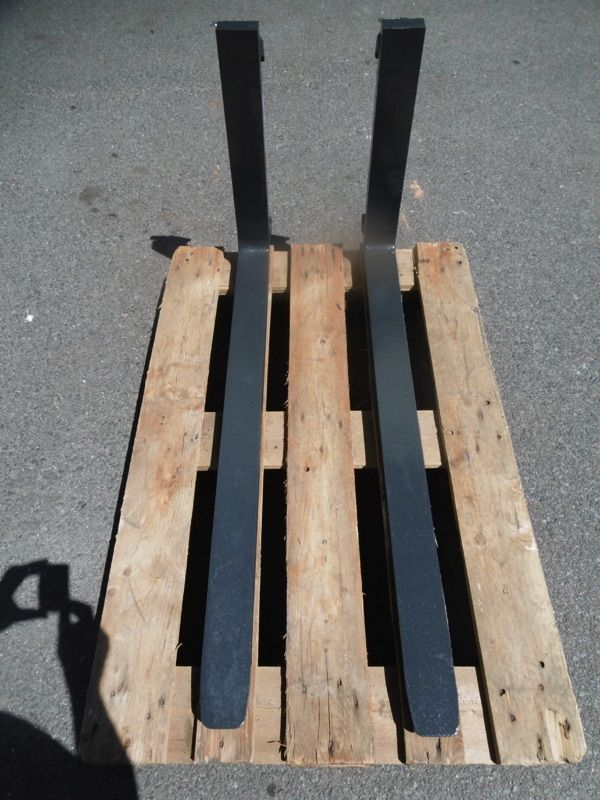 Vetter ISO2A 1080x80x40 Gabeln www.nortruck.de