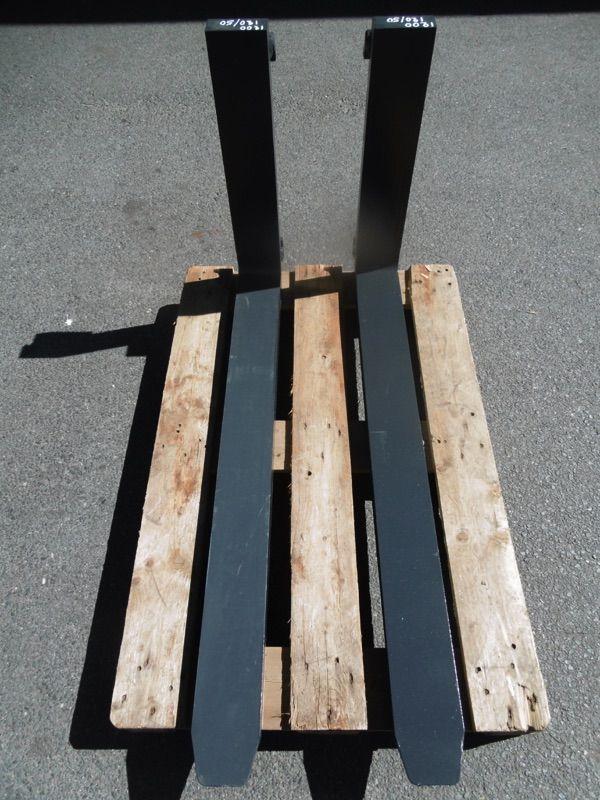 Vetter ISO2A 1200x120x50 Gabeln www.nortruck.de