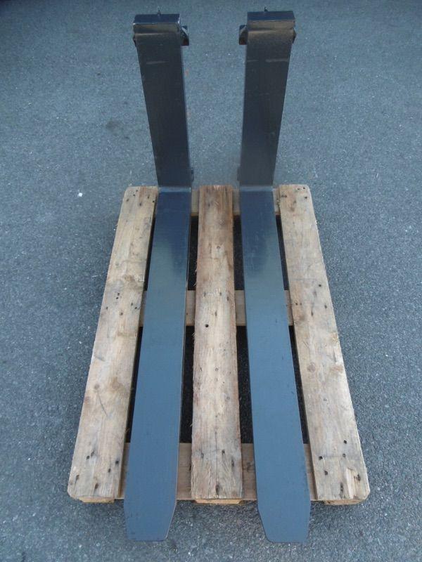 Bolzoni ISO3A 1200x130x60 Gabeln www.nortruck.de