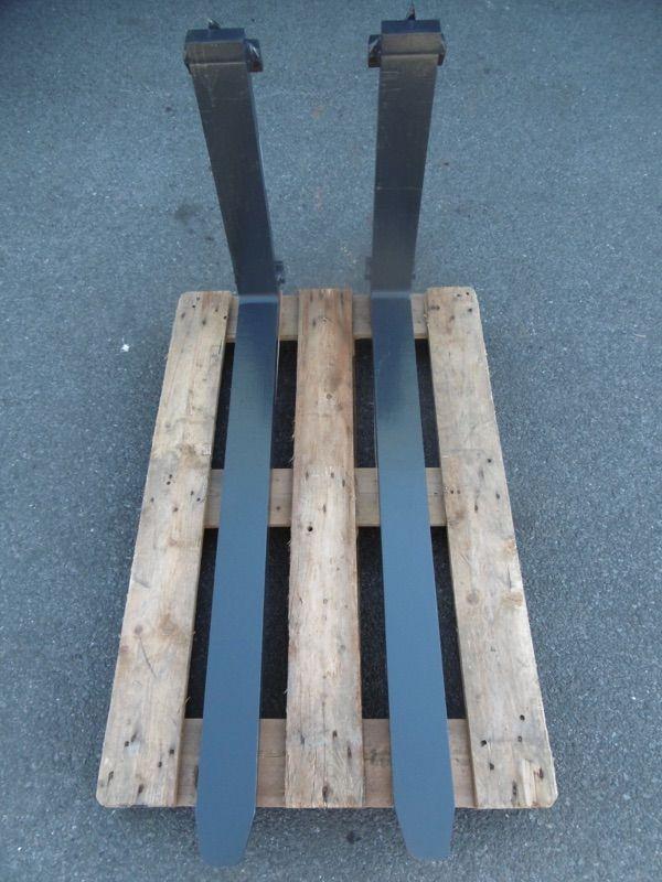 Vetter ISO3A 1200x100x45 Gabeln www.nortruck.de