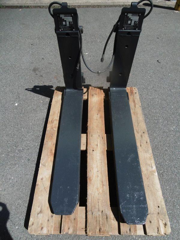 Kooi ISO2A 1000x150x90 Wellenteleskopgabeln Gabeln www.nortruck.de