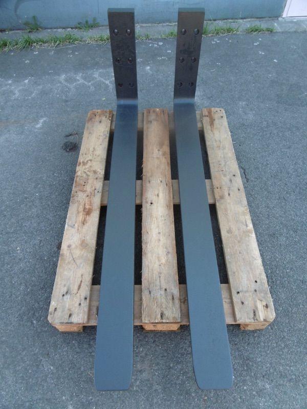 *Sonstige ISO2A 1400x120x45 Anschraubgabeln Gabeln www.nortruck.de