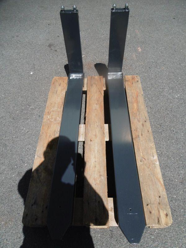 Vetter ISO2A 1200x120x45 Teleskopgabeln Gabeln www.nortruck.de
