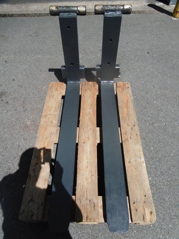 Bolzoni ISO3A 1200x120x45 Wellengabeln Gabeln www.nortruck.de