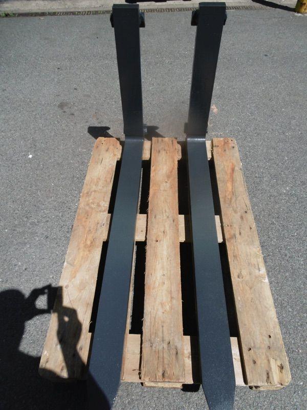 Bolzoni ISO3A 1200x100x45 Gabeln www.nortruck.de