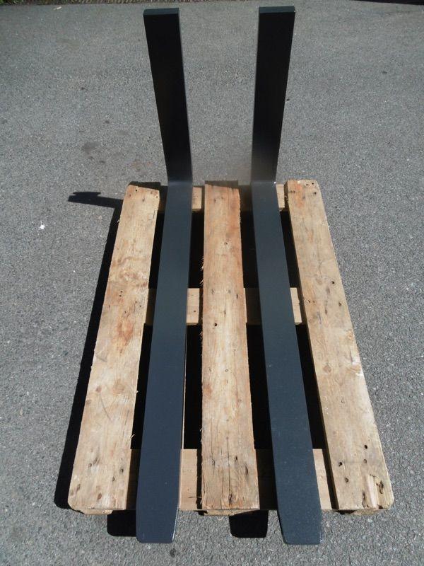 Vetter ISO2B 1300x100x40 Gabeln www.nortruck.de